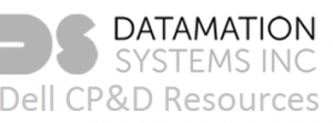 Dell CP&D Resources from Datamation Systems